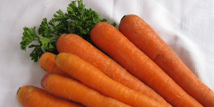 carote e carie